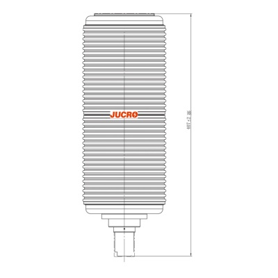 Vacuum Interrupter JUCA-40.5KV 2000A 31.5KA (JUC61070) from JUCRO Electric
