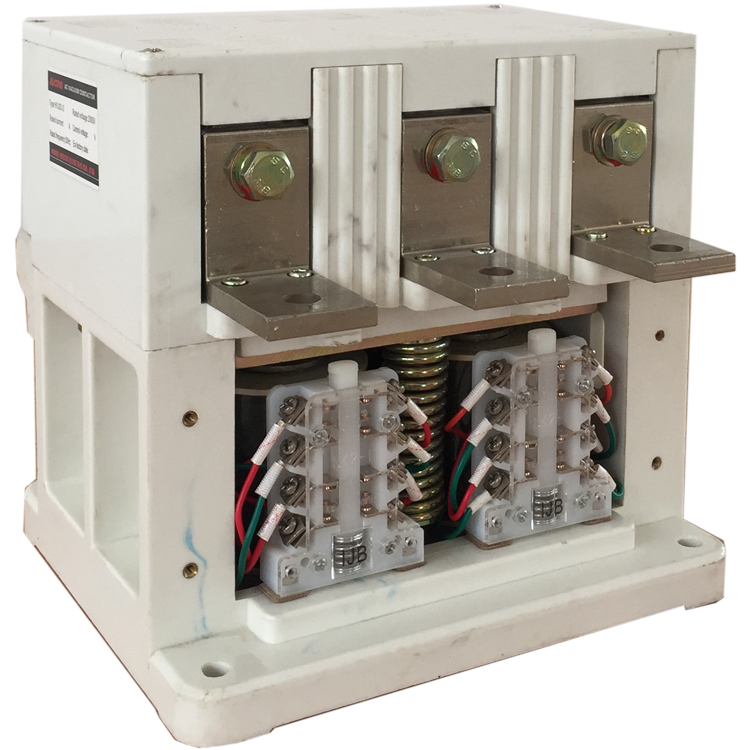 Vacuum Contactor 630A 800A 2KV HVJ20 from JUCRO Electric