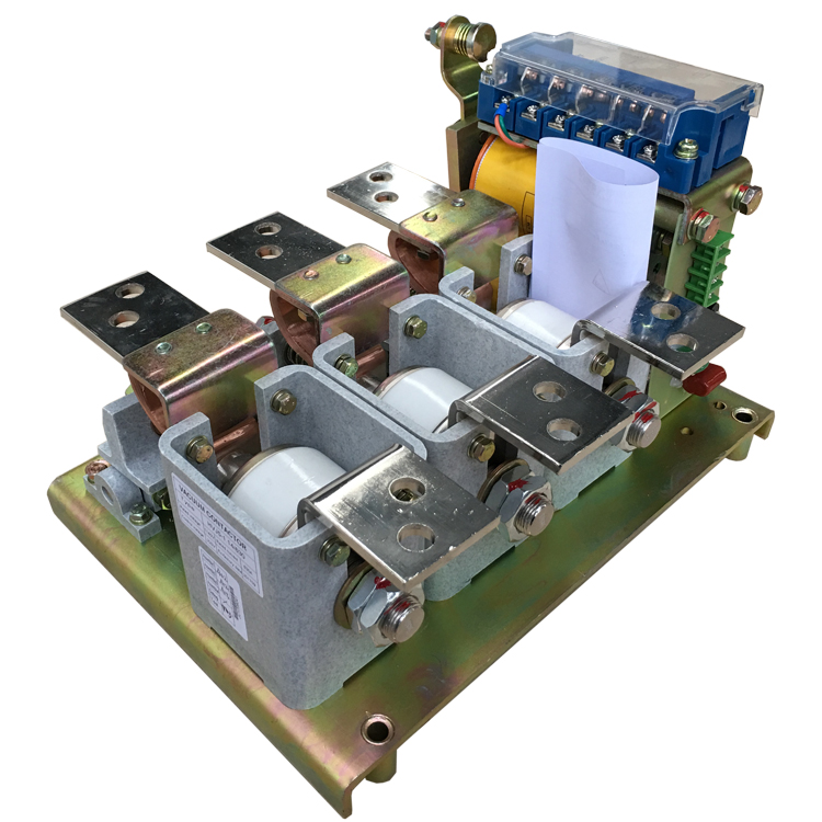 Vacuum contactor 1000A 1.14KV HVJ5 from JUCRO Electric