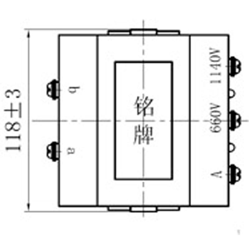 Voltage Transformer JDZ1-1 JDZ2-1 from JUCRO Electric