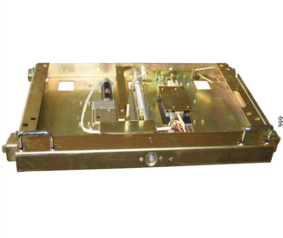 Electric chassis car D-DPC-1000 for Switchgear use  from JUCRO Electric
