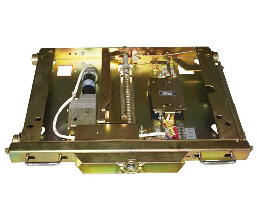 Electric chassis car D-DPC-800 for Switchgear use  from JUCRO Electric