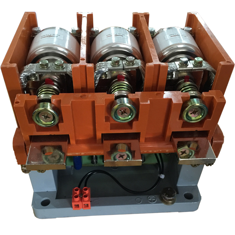 Vacuum Contactor HVJ5 1.14KV 400A from JUCRO Electric