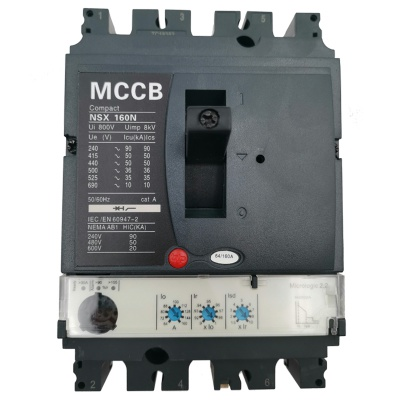 Moulded case circuit breaker(MCCB) JCNSX-100NE JCNSX-160NE JCNSX-250NE