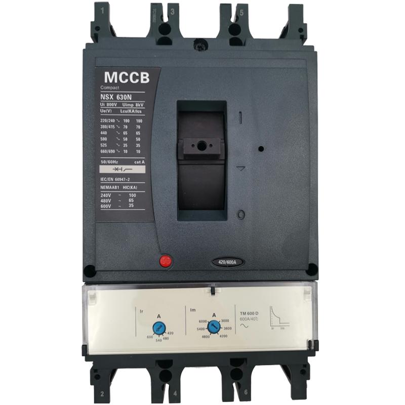 Moulded case circuit breaker(MCCB) JCNSX-400NE JCNSX-630NE