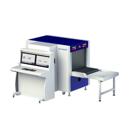 FDT-SE6550D型 双源双视角X射线安全检查设备