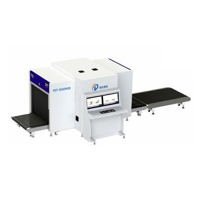 FDT-SE10080D型 双源双视角X射线安全检查设备