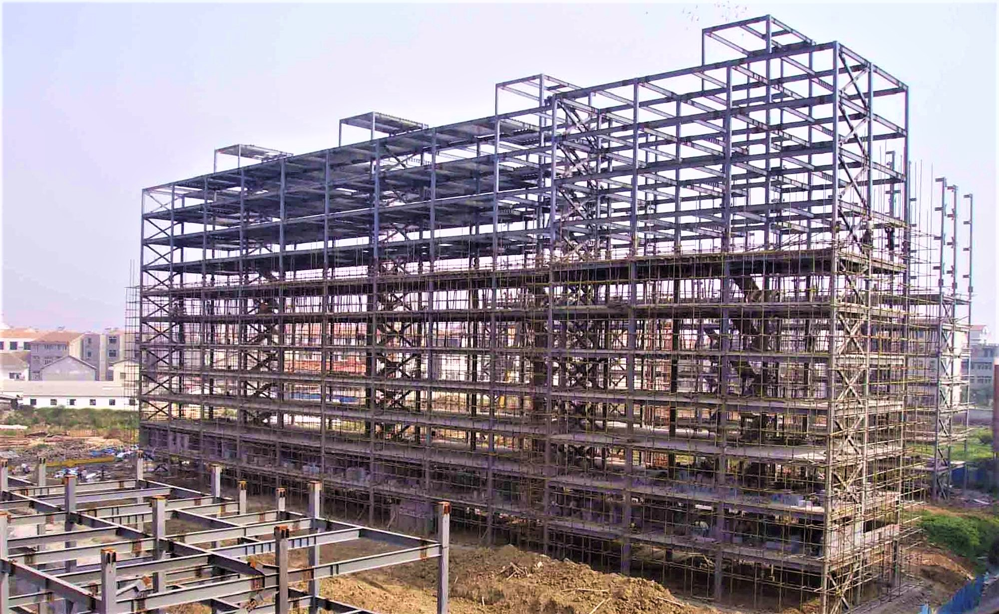 重庆公租房项目
