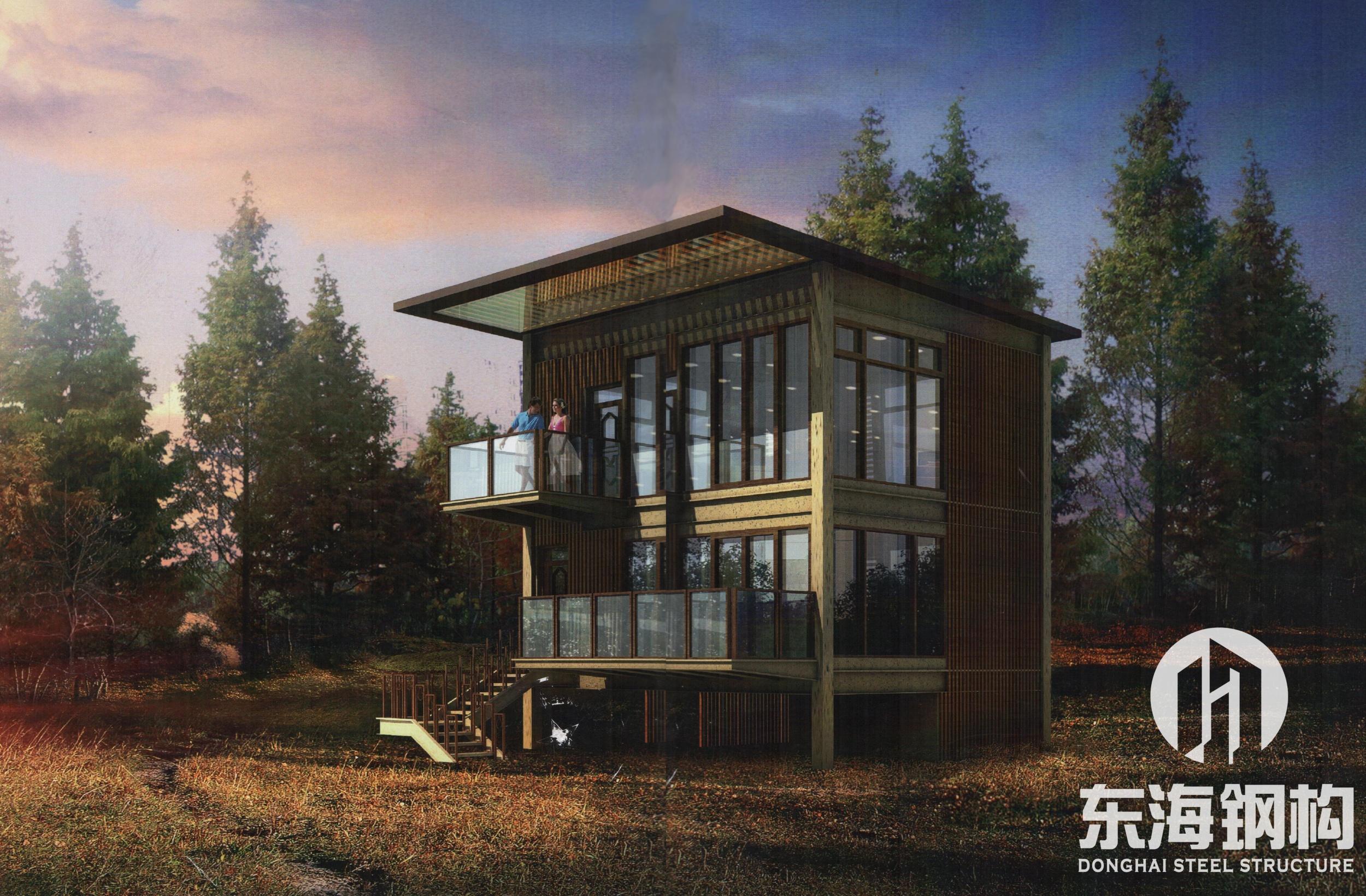 玉舍国家滑雪场温泉别墅群项目