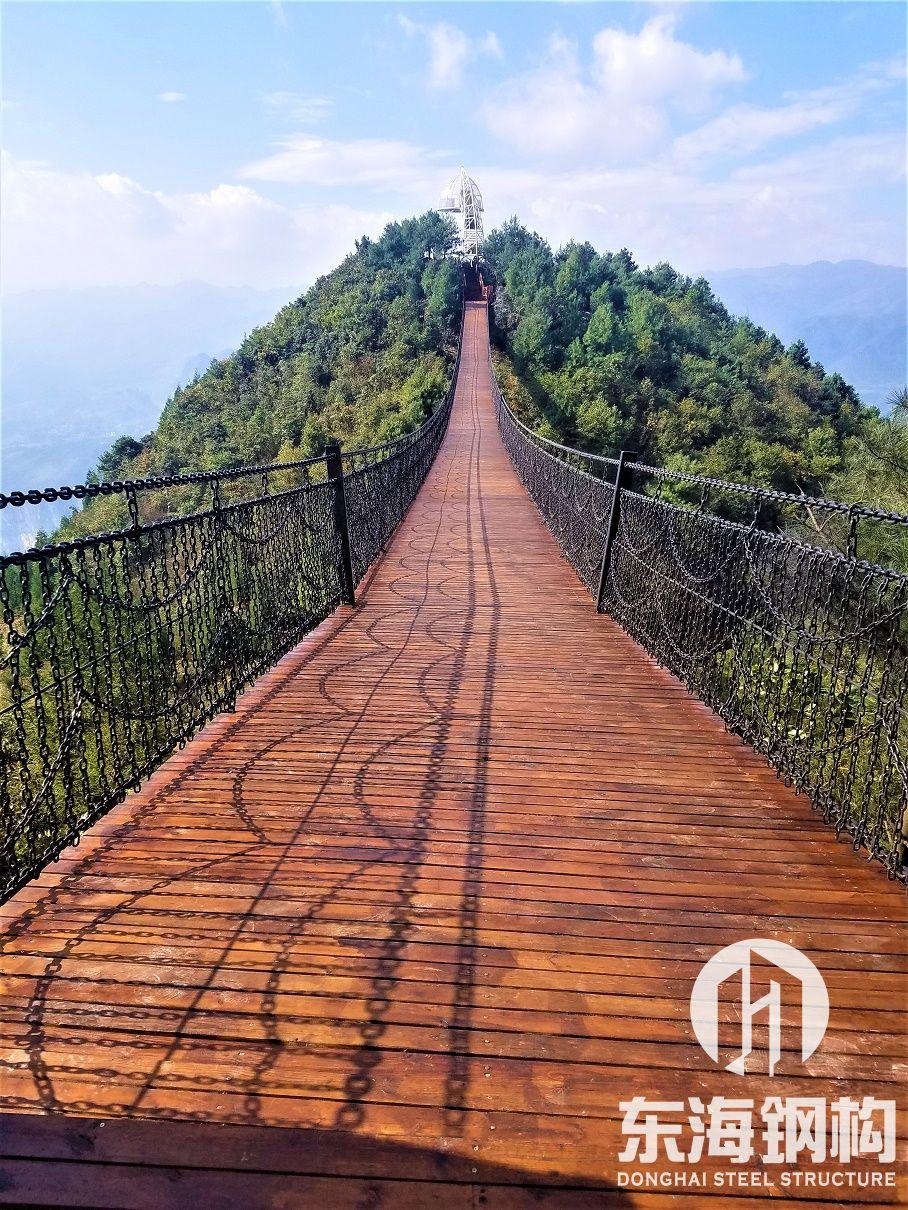 野玉海国际旅游度假区铁索桥