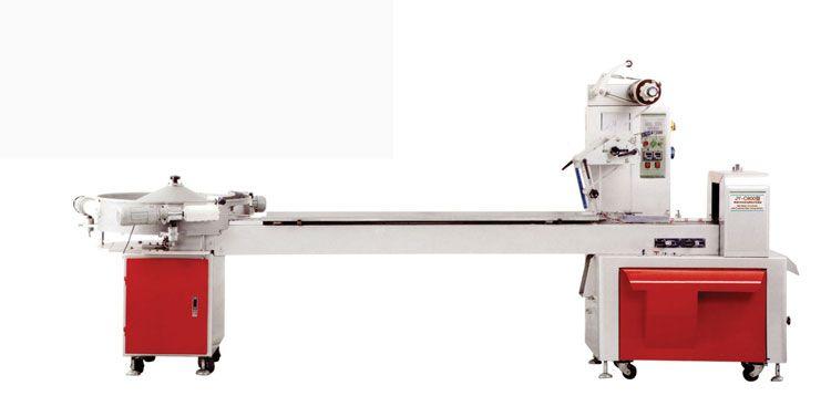 ZD-C800型高速全自动多功能枕式包装机