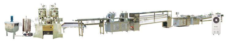 DA-380牛轧生产线