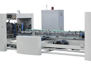 本折部-自动高速糊折盒机