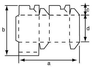 底贴-自动高速糊折盒机