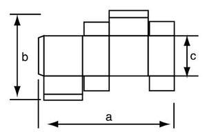 单侧边贴-自动高速糊折盒机