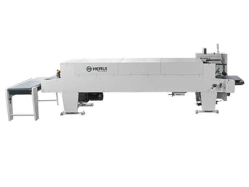 输送部-自动高速糊折盒机