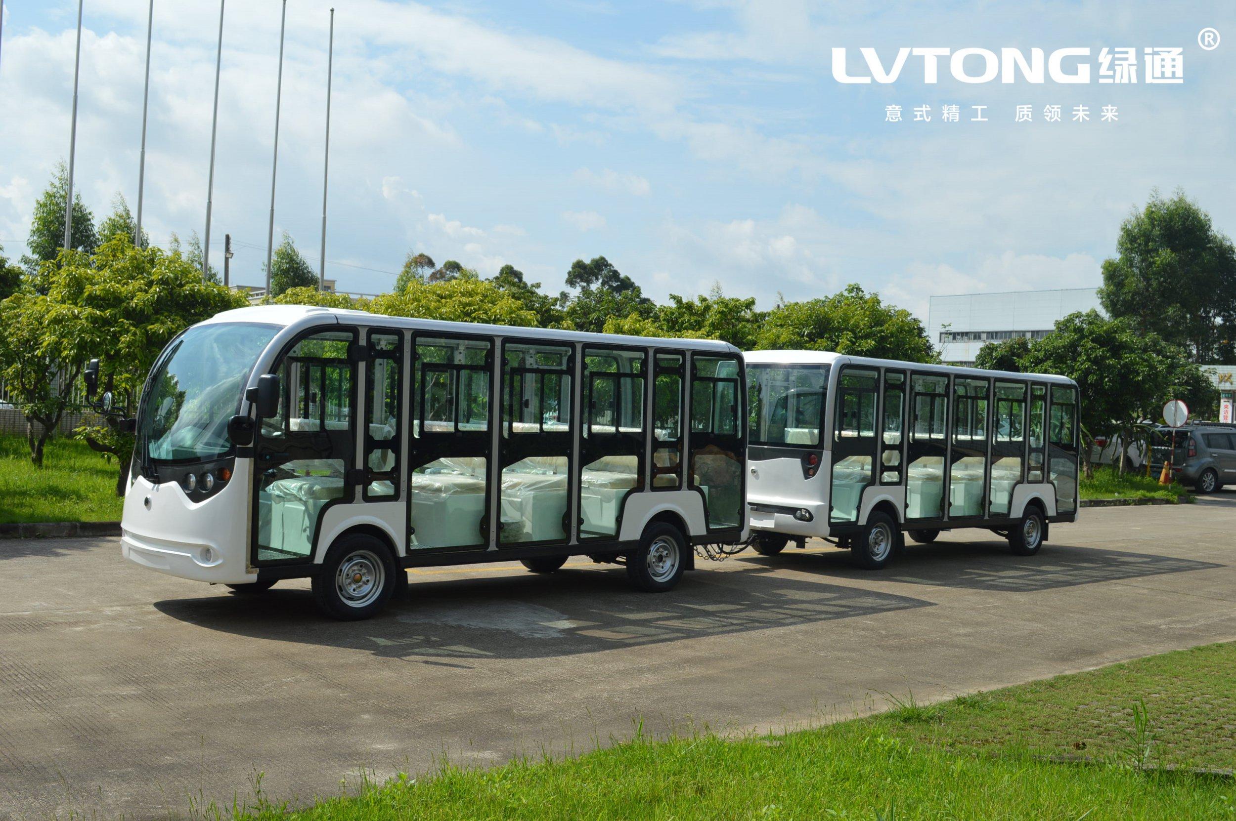 景区观光车——维护注意事项