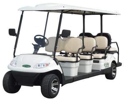 八人座高尔夫观光车