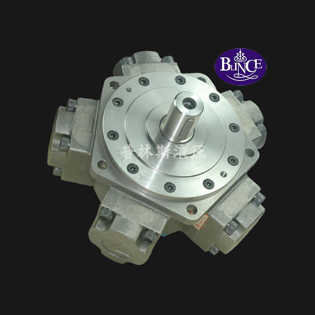 LD 1 radial piston motor