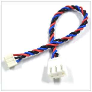Molex VH3.96 Switch to 2.5 twist wiring harness