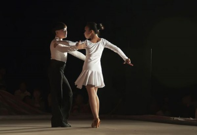 珠海拉丁舞国标舞交谊舞综合培训 - 珠海魅力人生