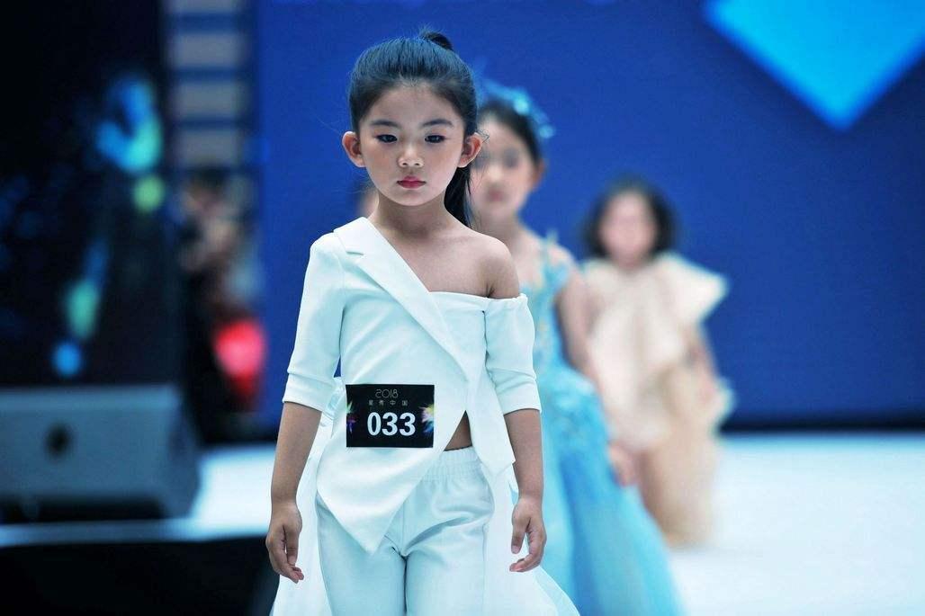 珠海少儿模特表演少儿模特培训 - 珠海魅力人生