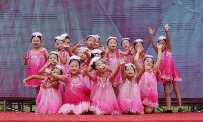 珠海魅力人生儿童学民族舞少儿民族舞培训 - 珠海魅力人生