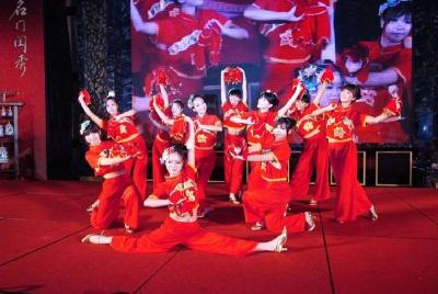 年会舞蹈创意编舞年会舞蹈编排培训 - 珠海ZPOWER流行舞蹈培训