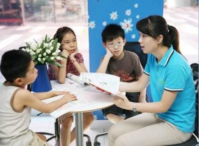 儿童英语口语练习班 - 珠海瑞思学科英语