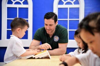 珠海瑞思3-5岁儿童英语口语表达课程 - 珠海瑞思学科英语