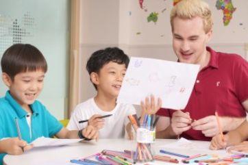 志途少儿英语口语短期学习班 - 珠海志途教育出国留学英语培训机构
