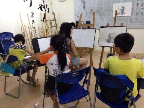 珠海美术基础培训班 - 珠海市富爱得职业培训学校